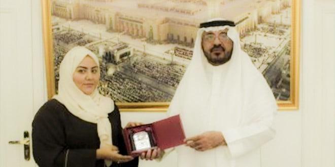 طالبة سعودية (1)