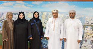 اللقاء مع سعادة الشيخ سالم بن عوفيت الشنفري رئيس بلدية ظفار