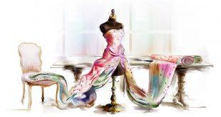 """جميلة الشمري تُنافسبيوت الأزياء العالمية بـ""""دار الحورية التجارية"""""""