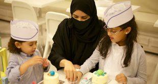 """""""مها الحامد"""" تؤسس أول كافيه للأطفال"""