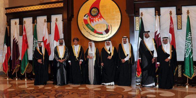 قادة دول مجلس التعاون الخليجي