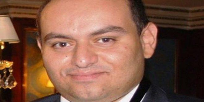 رئيس مجلس إدارة المجلس الشرق أوسطي لريادة الأعمال؛ أحمد عثمان