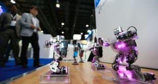 حصاد جيتكس 2016.. روبوتات وطائرات وحوسبة سحابية