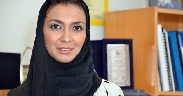 سارة العايد سفيرة رائدات الأعمال في الشرق الأوسط
