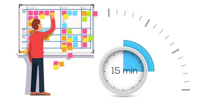 أفضل طريقة لتنظيم يومك في العمل