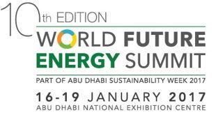 انطلاق فعاليات قمة أبوظبي لطاقة المستقبل 2017