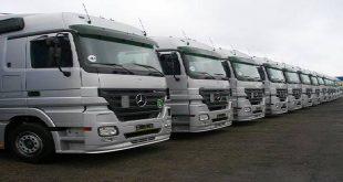 مشروع تأجير شاحنات نقل بضائع يدر 158 ألف ريال أرباحًا