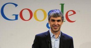 لاري بيج أحد مؤسسي شركة جوجل