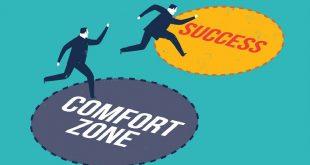 العمل من المنزل يخلصك من Comfort Zone