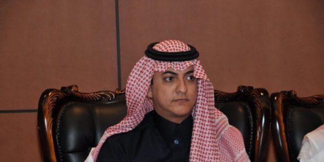 محمد بن عايض الهاجري؛ عضو مجلس إدارة مجلس الشباب العربي للتنمية المتكاملة