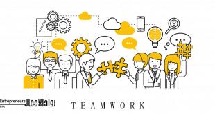 نموذج تكمان لتطوير فريق العمل
