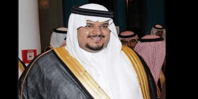 الأمير محمد بن عبدالرحمن بن عبدالعزيز نائب أمير منطقة الرياض