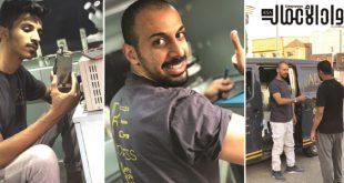 جهّز سيارة متنقلة لصيانة الجوالات عبد الله المسعودي: أشيد بقرار سعودة قطاع الاتصالات