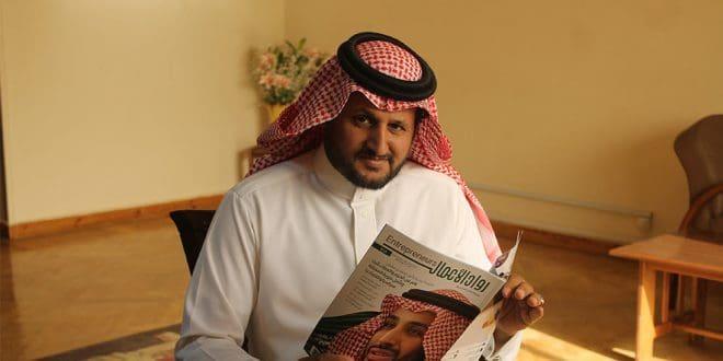"""محمد الشهري مؤسس """"الثابتي"""" للمقاولات"""