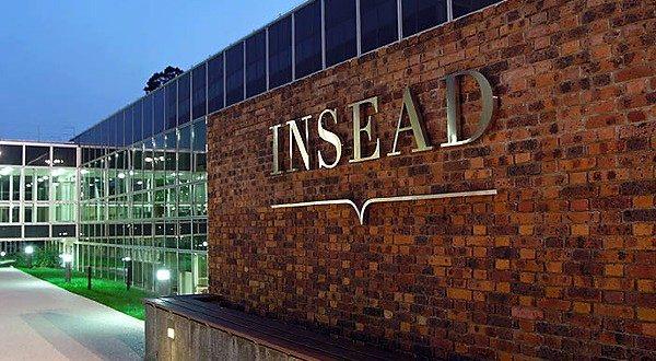 """كلية إدارة الأعمال الدولية """"إنسياد"""""""