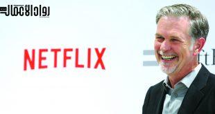 ريد هاستينجز.. مؤسس Netflix