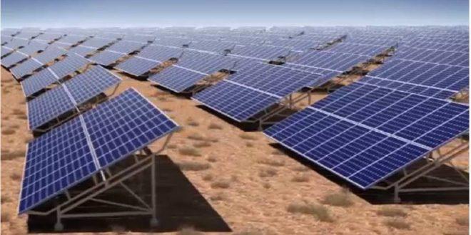 البرنامج الوطني للطاقة المتجددة