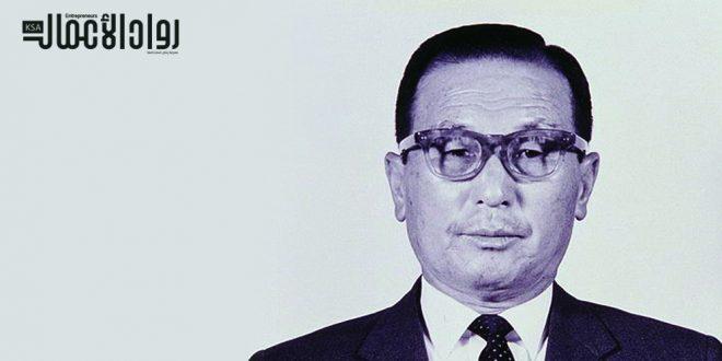 كو إن هوي.. مؤسس إل جي للإلكترونيات   مجلة رواد الأعمال