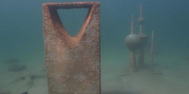 أول متحف سعودي تحت الماء