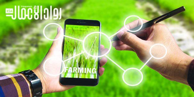 التسويق الزراعي الإلكتروني