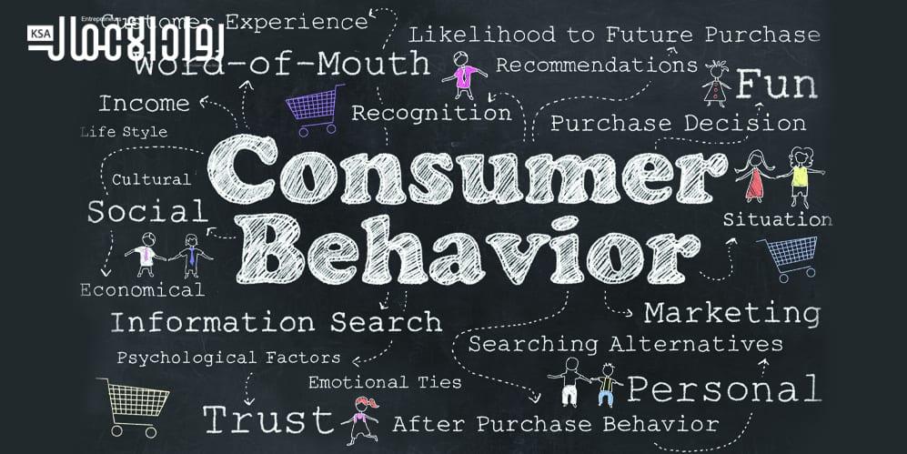 سلوك المستهلك