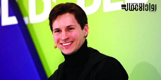 بافيل دوروف.. مؤسس تيليجرام