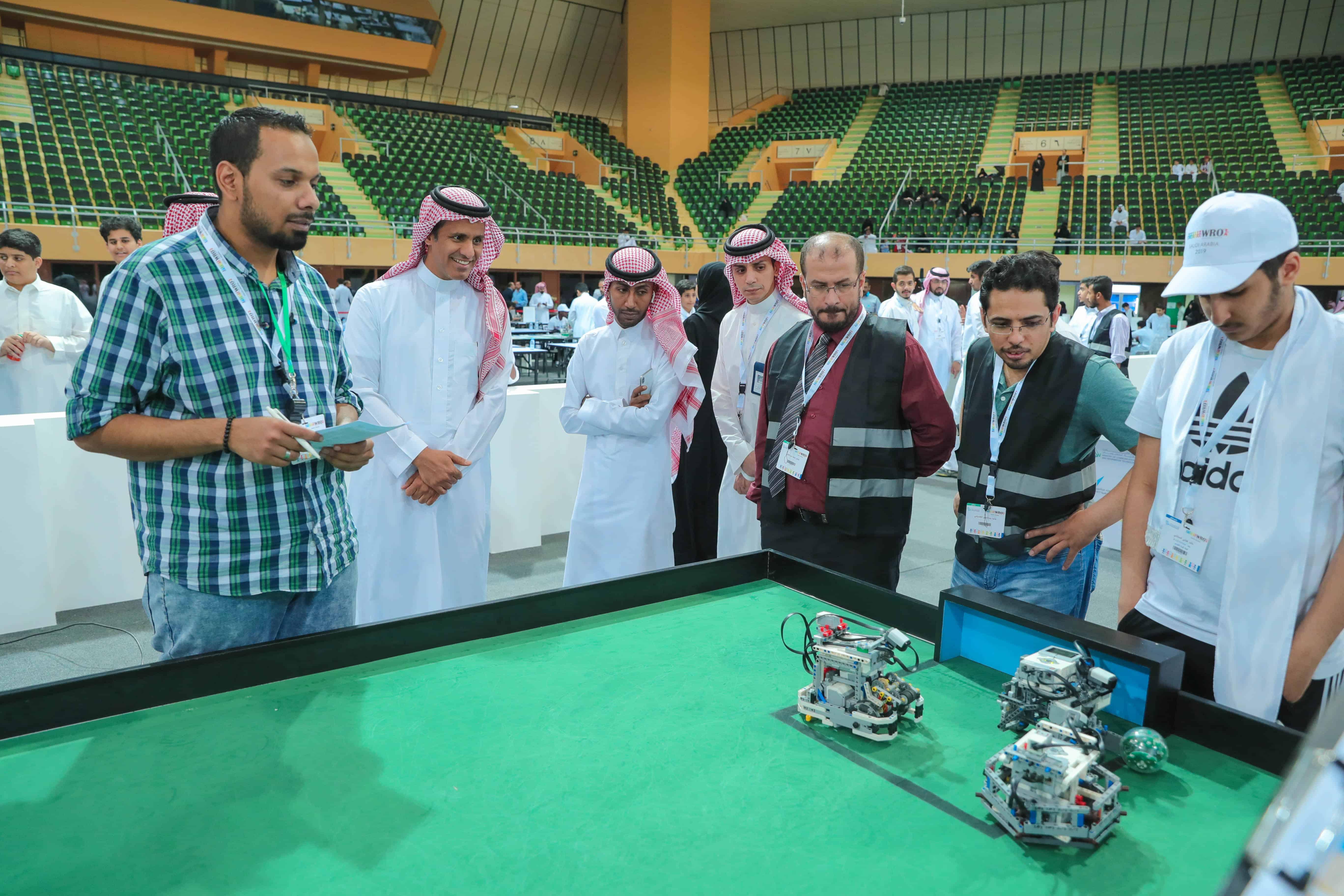 أولمبياد العالمي للروبوت