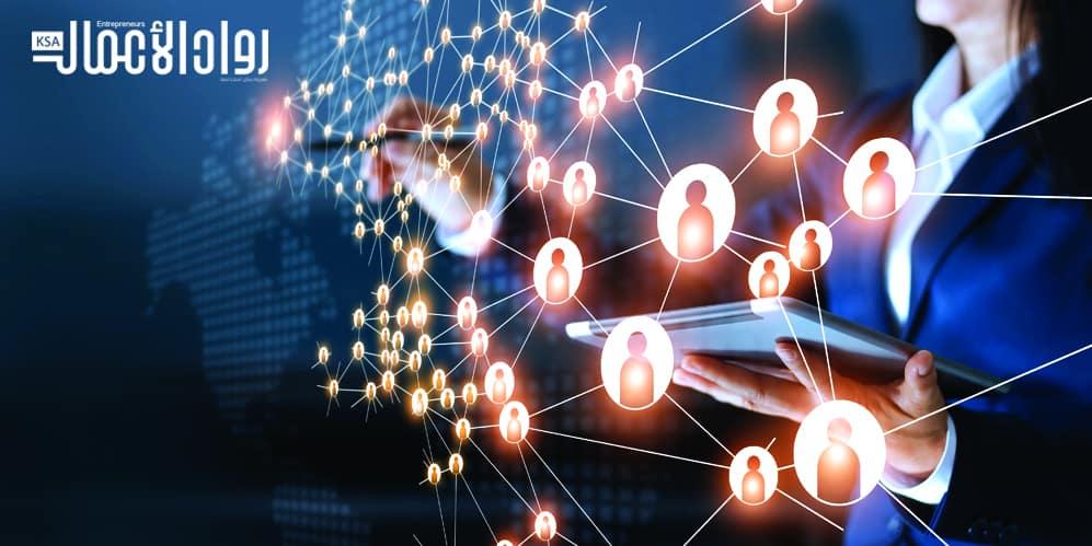 شبكات التواصل