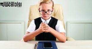 ريادة الأعمال للأطفال