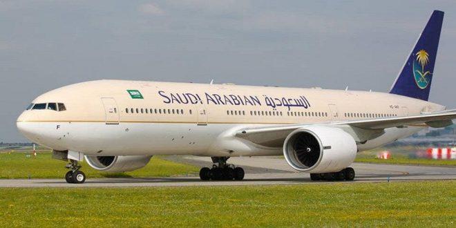 الخطوط السعودية تتيح الحجز على الرحلات الداخلية عبر منصاتها الإلكترونية