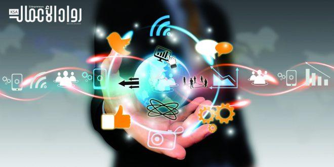 مواقع التواصل الاجتماعي وتعزيز بقاء المشروعات