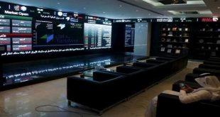 مؤشر سوق الأسهم السعودية