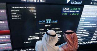 مؤشر الأسهم السعودية