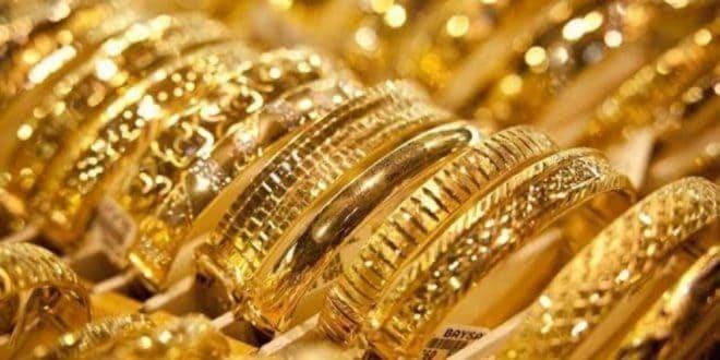 سعر الذهب في المملكة اليوم الاثنين 10 أغسطس 2020