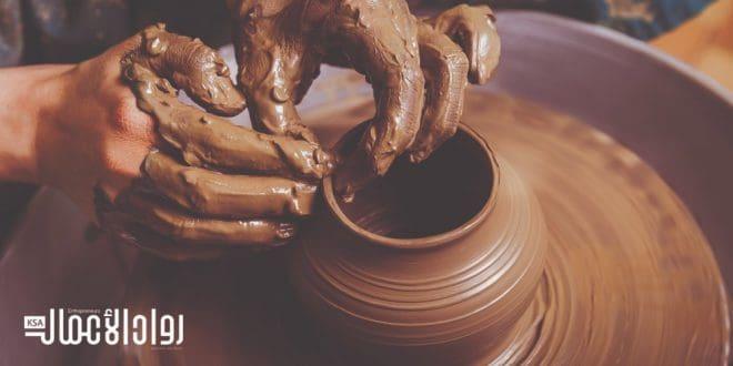 دراسة جدوى فنية لمشروع صناعة الفخار