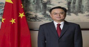 السفير الصيني بالمملكة