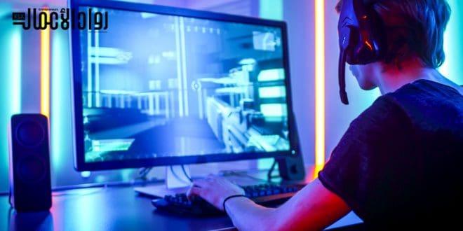 صناعة الألعاب الإلكترونية