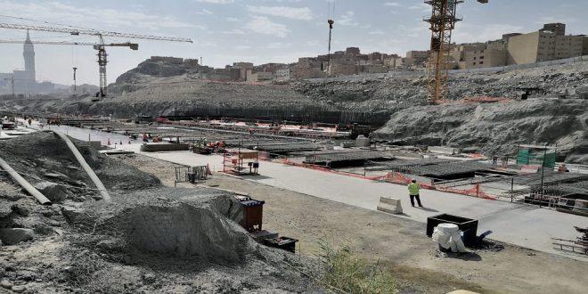 مشروع طريق الملك عبدالعزيز