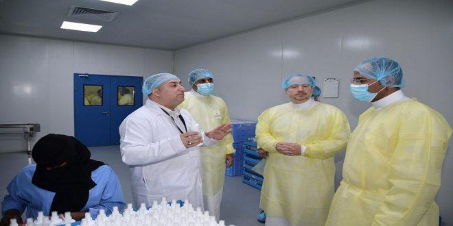 مصانع المنتجات الطبية