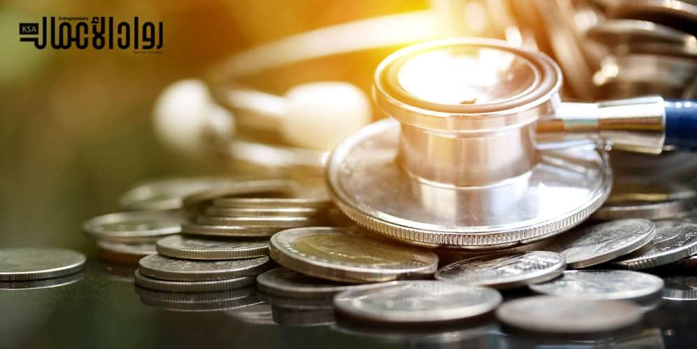 تمويل المشاريع الصحية