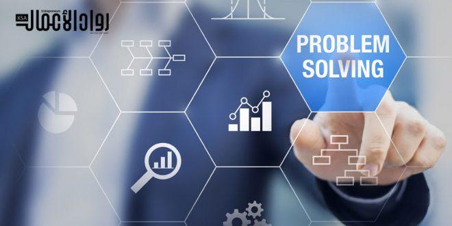 الإدارة وحل المشكلات