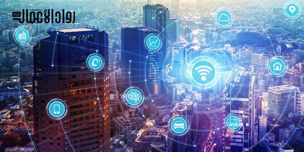 المدن الذكية
