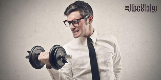 التمارين الرياضية في العمل