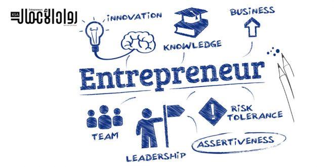 أنواع ريادة الأعمال المستقبل المضمون مجلة رواد الأعمال