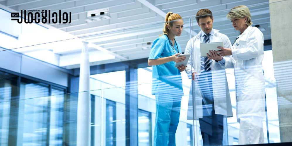 ريادة الأعمال في المجال الطبي