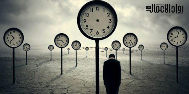 طغيان الوقت