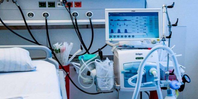 تصنيع أجهزة التنفس الصناعي