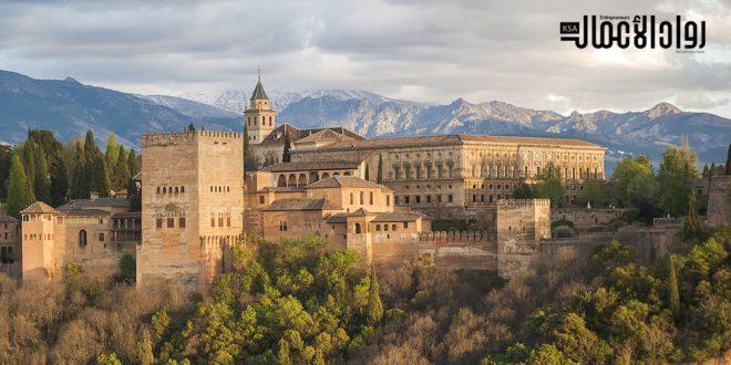 بنو أمية يحكمون إسبانيا