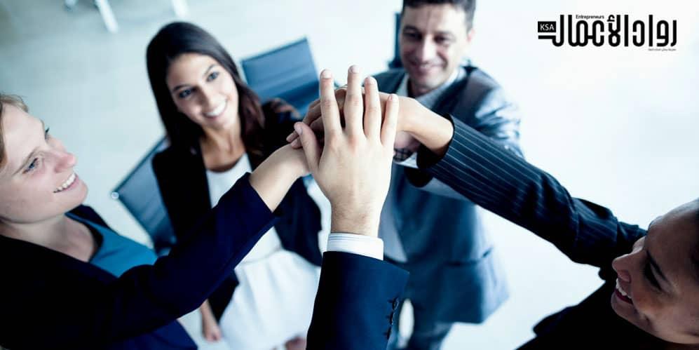 ما هي مساحات العمل المشتركة