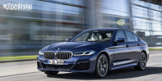 BMW الفئة الخامسة الجديدة.. عراقة ألمانية بلمسة عصرية